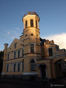 Дом Трувеллера