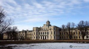Знаменский дворец, Петергоф